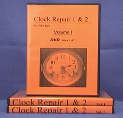 Clock Repair 1 and 2 Volume I