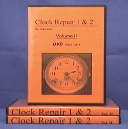 Clock Repair 1 and 2 Volume II