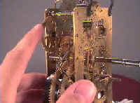 Information about antique clock repair