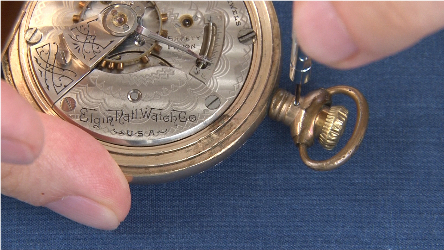 Pocket Watch screw