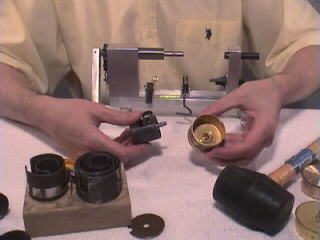 Learn Clock Repair barrel mainsprings