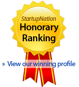 2008 StartupNation Home-Based 100 Competition Honorary Ranking