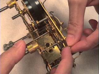 Learn Clock Repair adjustments